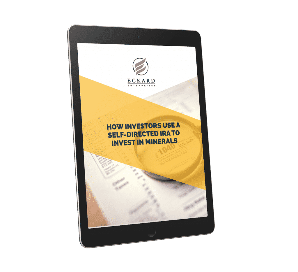 picture of SDIRA-ebook_how investors use a self-directed ira to invest in minerals