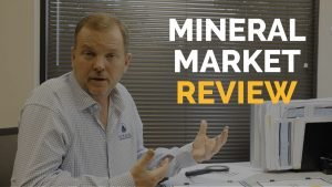 Mineral market review